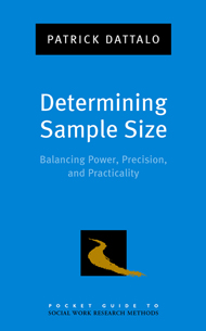 Lecture on Sample Size Determination