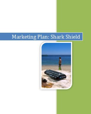 Term paper on Marketing Plan in Shark Shield