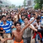 Term Paper on Dynamics of Industrial  Unrest in Bangladesh