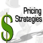 Lecture on Pricing Products: Pricing strategies