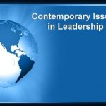 Contemporary Issues in Leadership