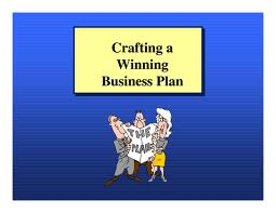 Crafting a Winning Business Plan