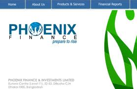 Presentation on Statement of Cash Flow Based on IAS In Phoenix Finance Limited