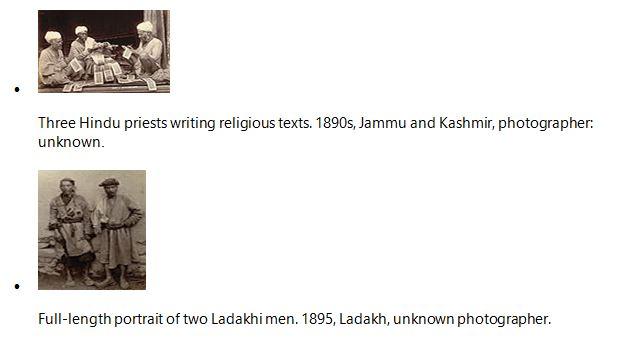 Three Hindu priests
