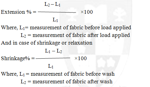Report On The Wefts Knitted Fabric Assignment Point