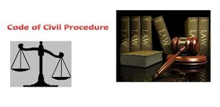 The Code of Civil Procedure 1908