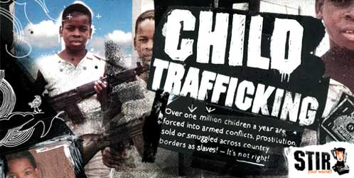 Report on Trafficking of Childern in Bangladesh Perspective