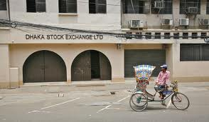 Report on Dhaka Stock Exchange