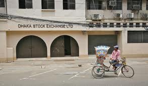 Report on Dhaka Stock Exchange