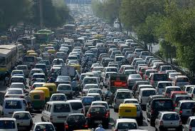 Report on Traffic Congestion in Dhaka City