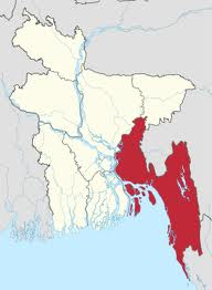 Major Tourist Spots in Chittagong Division
