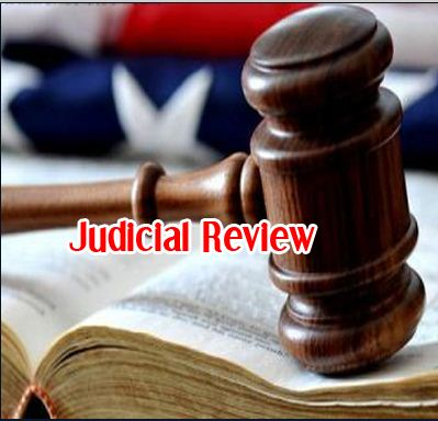 Report on Judicial Review in Bangladesh.