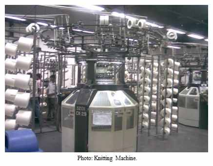kniting-machine