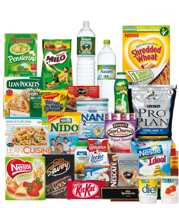 nestle marketing and company So, nestle divided their products according to the different segments of market  nestle company wants to use differentiated marketing strategy and the company .