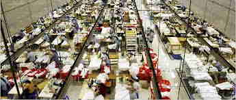 Behavioral Pattern in Readymade Garments Industry