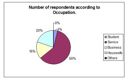 respondents-occupation