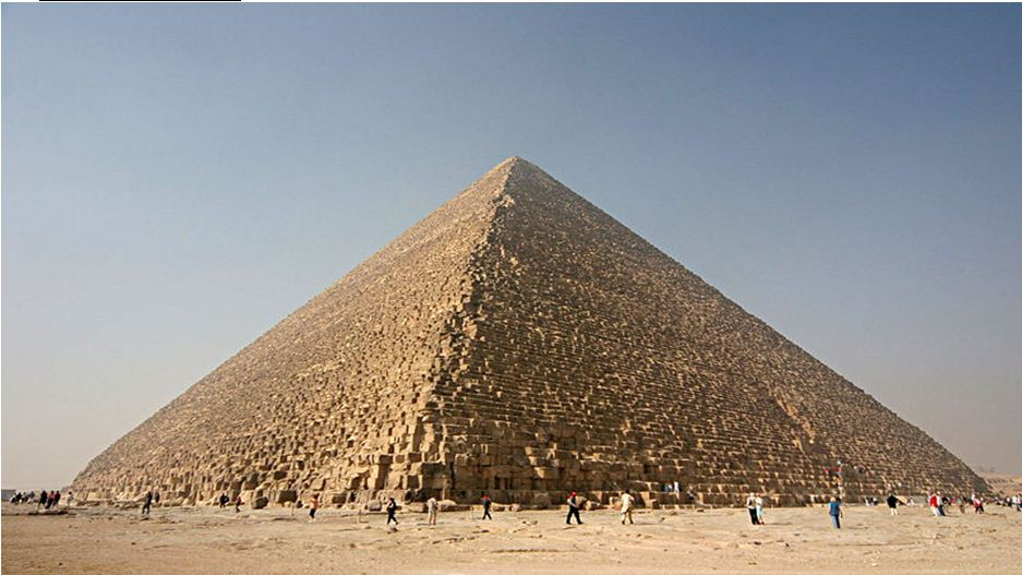 Report on The Seven Wonders of The World