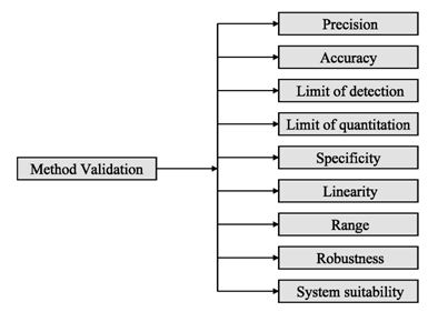 ICH method validation parameters