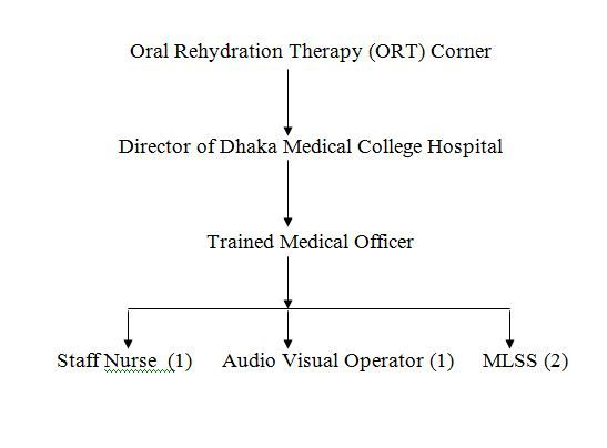 Oral Rehydration Therapy corner