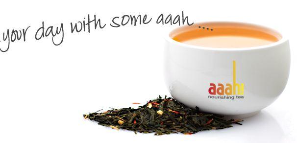 Report on Business Plan of Aaaah Tea