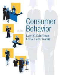 Report on Consumer Behavior and Consumer Analysis