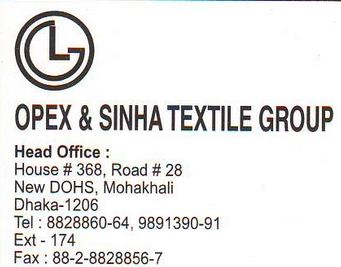 Report on Industrial Training in and Sinha Textile Group