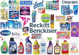Internship report on modern trade of Reckitt Benckiser Limited