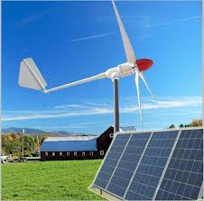 Report on Solar, Wind and Diesel Based Hybrid Power Generation System