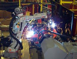 Report On Welding Fabrication Process