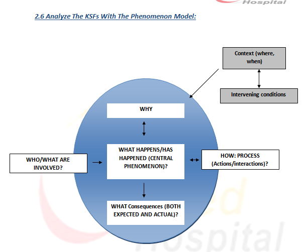 Analyze The KSFs With The Phenomenon Model