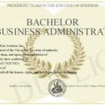 Report on Bachelor of Business Administration
