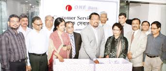 Commercial Customar Service at Bank One