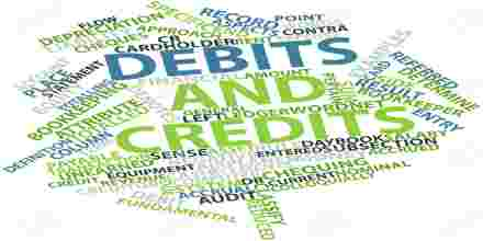 Definition and Description on Debits and Credits