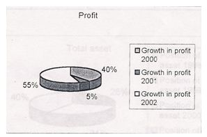Growth in profit