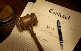 Law of Contingent contract