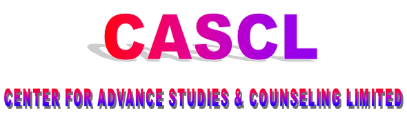 Report on Student Counseling firm in CASCL