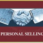 Role of personal selling