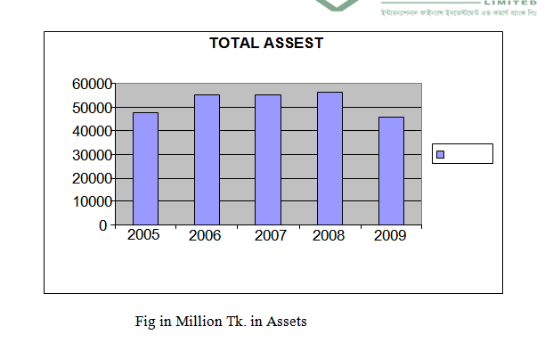 Total Assets of IFIC
