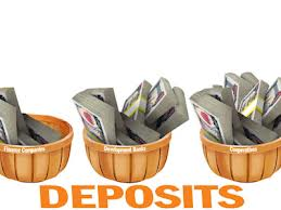 deposit mobilizzation A marketing approach to promoting banking services and mobilizing deposits using primary data obtained from a  deposit mobilization has reduced considerably with.