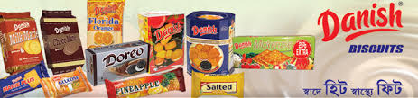 Internship report on Current Market Position and Prospect of Danish Biscuits in Dhaka City.