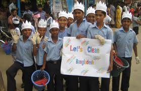Report on Dhaka Recycling- Devoted to clean Dhaka