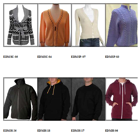 garments