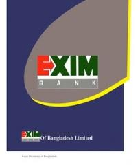 internship repot on exim bank in Doing the internship at exim bank, hr division has been an enriching at both the personal and academic level the project title for the internship report is human resource management of exim bank.