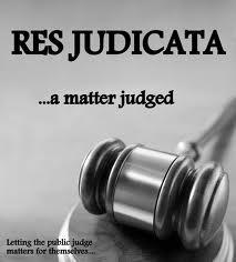 Constructive res judicata