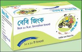 Internship Report on Marketing of Baby Zinc