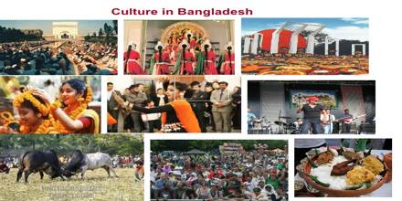 Presentation on Culture of Bangladesh