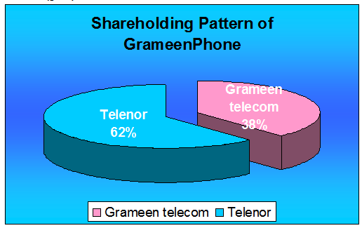Existing Share Holder of Grameenphone