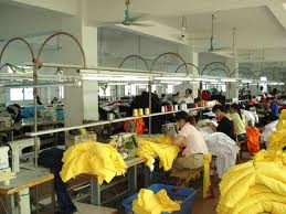 Report On Garments Industry in Bangladesh