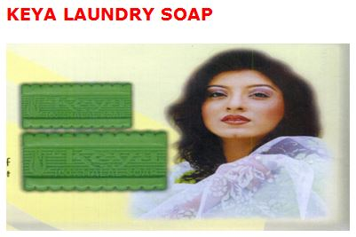 KEYA LAUNDRY SOAP