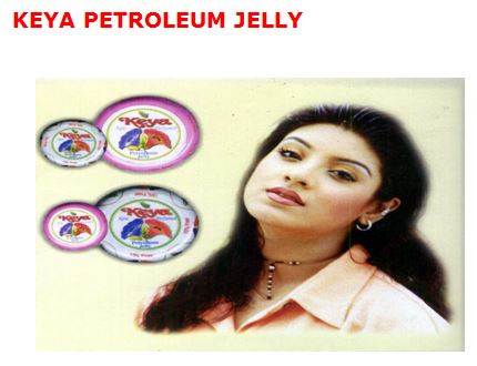 KEYA PETROLEUM JELLY